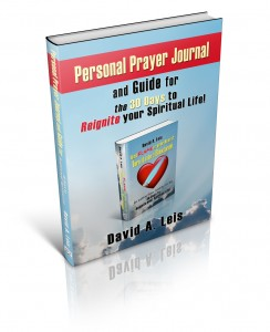 Prayer Journal Book